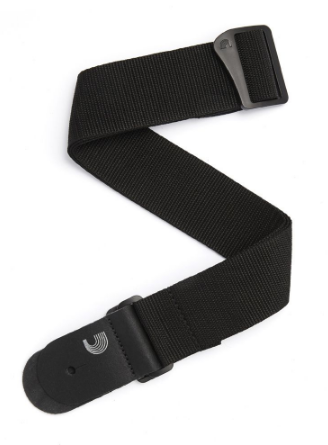 D'addario - Basic Strap - Black