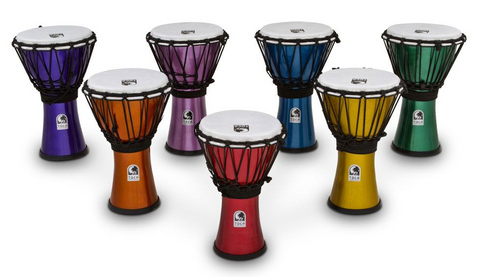 "7"" Synthetic Head TOCA Djembe"