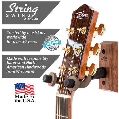 String Swing - CC01 - Classic Guitar (Ideal for Classical guitar)