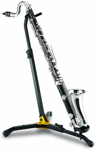 Hercules - DS561B - Bass Clarinet and Bassoon Stand