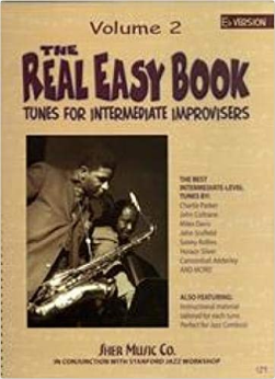 The Real Easy Book - Vol. 2 (Key of Eb)
