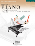 F & F - Accelerated Piano Adventures For The Older Beginner - Theory - Book 1