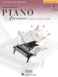 F & F - Accelerated Piano Adventures for the Older Beginner - Lesson Book - 2