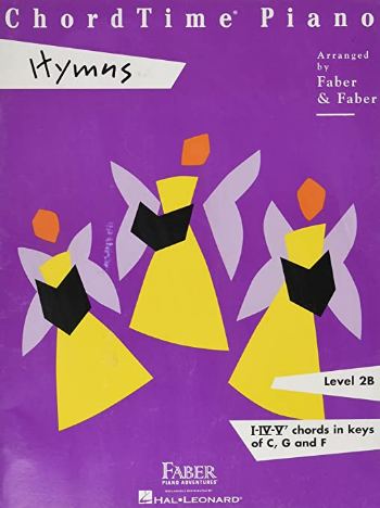 F & F - Chordtime Piano - Level 2b: Hymns (Book)