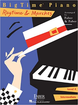 F & F - Funtime - Ragtime & Marches - Level 4 (Book)