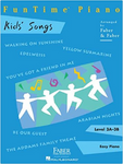 F & F - Fun Time -  Piano Kid Songs - Level 3A-3B (Book)