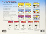 F & F - My First Piano Adventure -  Lesson Book B With Cd