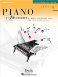 F & F - Piano Adventures - Performance Book - Level 4