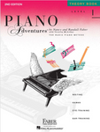 F & F - Piano Adventures - Theory Book - Level 1