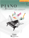 F & F - Piano Adventures - Theory Book - Level 5