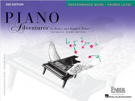 F & F - Piano Adventures - Performance Book - Primer Level