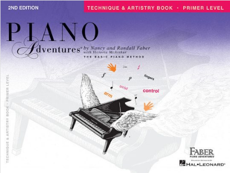 F & F - Piano Adventures - Technique & Artistry Book - Primer Level (Book)
