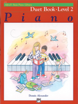 Alfred's Basic Piano Course; Duet Book 2 (Book)
