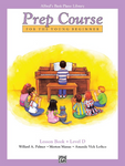 Alfred's Basic Piano Library: Prep Course Theory Level  D (Book)