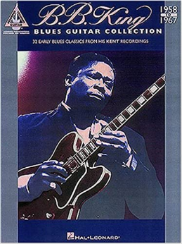 B.B. King Blues Guitar Collection 1958-1967 (Book)