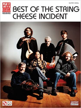 The Best Of String Cheese Incident (Book)