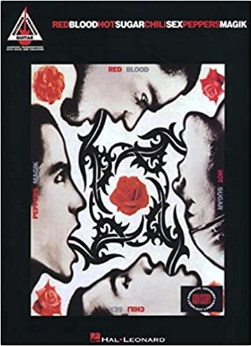 Red Hot Chili Peppers - Blood Sugar Sex Magik (Book)