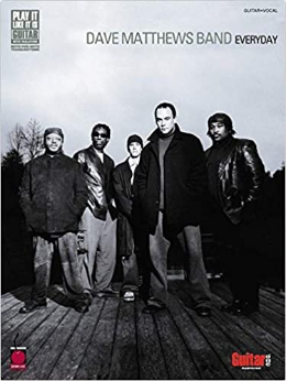 Dave Matthews Band - Everyday (Book)
