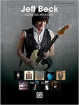 Jeff Beck Guitar Tab Anthology (Book)