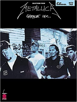 Metallica - Garage Inc. (Book)