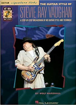 Stevie Ray Vaughan - Signature Licks (Book)
