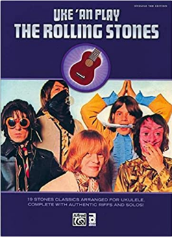 Uke 'an Play The Rolling Stones (Book)