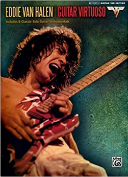 Van Halen Guitar Virtuoso (Gtab) (Book)