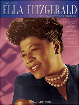 Ella Fitzgerald - Original Keys For Singers (Book)