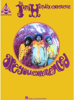 Jimi Hendrix - Are You Experienced? (Book)