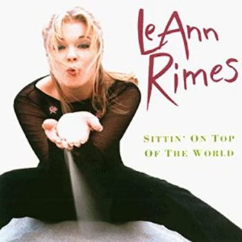 Leann Rimes - Sitting on Top of the World (Book)