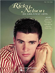 Ricky Nelson - 20 Greatest Hits (Book)