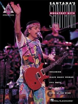Santana's Greatest Hits (Book)