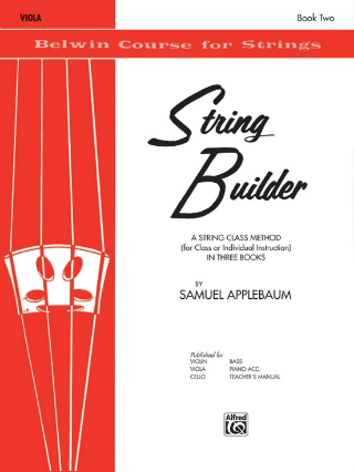 String Builder - Viola: Book 2