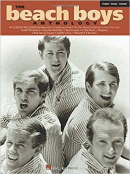 The Beach Boys Anthology (Book)