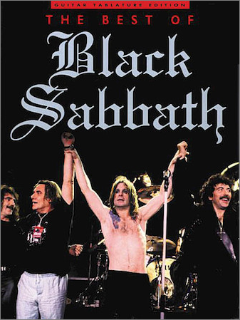 The Best Of Black Sabbath. (Book)