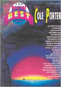The New Best Of Cole Porter (Book)