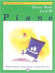Alfred's - Basic Piano Library - Theory Book - Level 1b (Book)