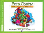 Prep Course - for the Young Beginner Christmas Joy Level C (Book)