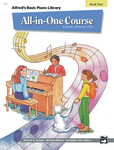 Alfred's Basic - All-In-One Course - Book 4 (Book)