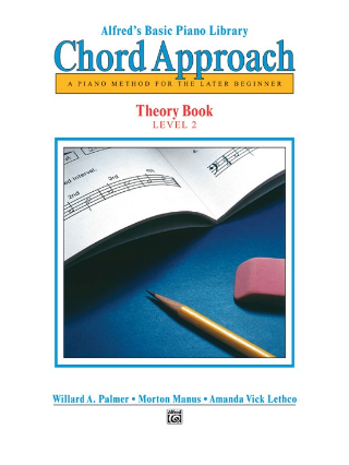 Alfred's - Basic Piano Library - Chord Approach - Theory Book - Level 2 (Book)