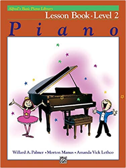 Alfred's - Basic Piano Library - Lesson - Level 2  (Book)