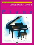 Alfred's - Basic Piano Course - Lesson - Level 4 (Book)