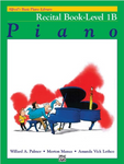Alfred's - Basic Piano Library - Recital - Level 1b (Book)