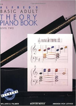 Alfred's - Basic Adult Theory Piano Book - Level 2 (Book)