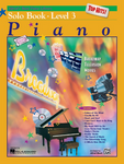 Alfred's - Basic Piano Course - Solo Book 3 (Book)