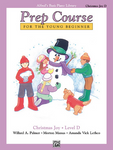 Prep Course - for the Young Beginner Christmas Joy Level D (Book)
