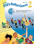 Alfred's Kid's Guitar Course 2 w/CD (Book)