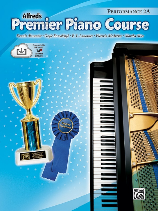 Alfred's Premier Piano Course: Performance Book 2a
