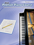 Alfred's Premier Piano Course-Theory Book 3