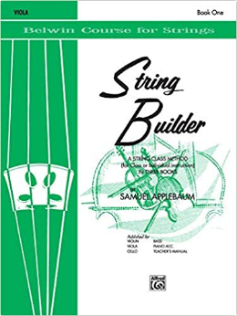 String Builder - Viola: Book 1